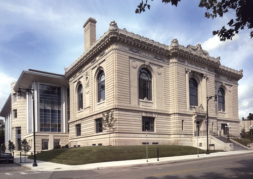 Grand Rapids Public Library, Historical Preservation